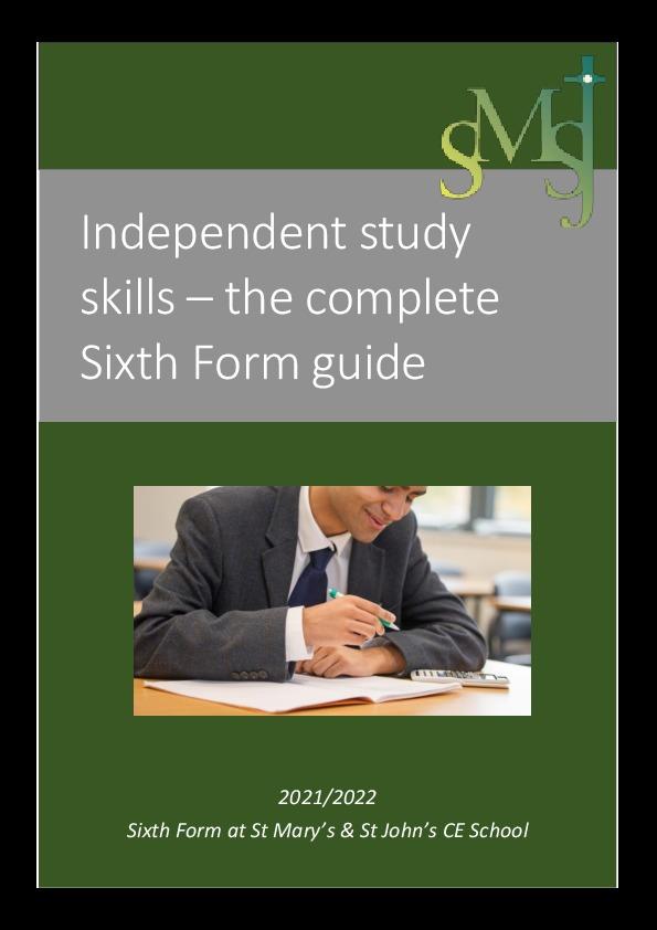Study Skills Guide 2021 1